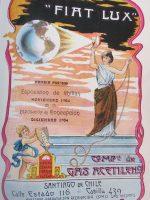 El afiche chileno de la Belle Époque: entre arte y publicidad