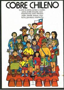 Afiche Unidad Popular